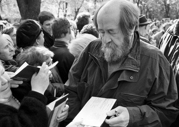 В 1970 году солженицын стал лауреатом нобелевской премии по литературе