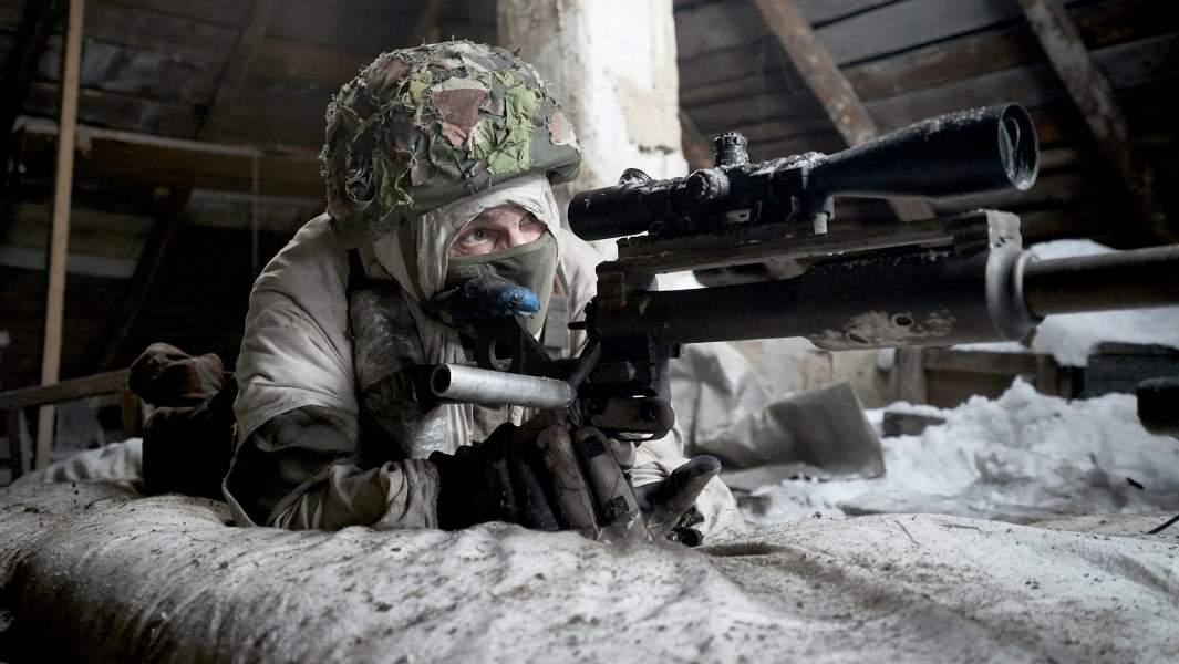 Поселок Донецкии?, юг ЛНР
