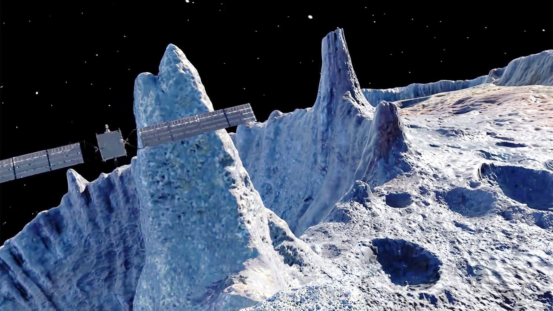 NASA готовится кбурению наЛуне иастероидах