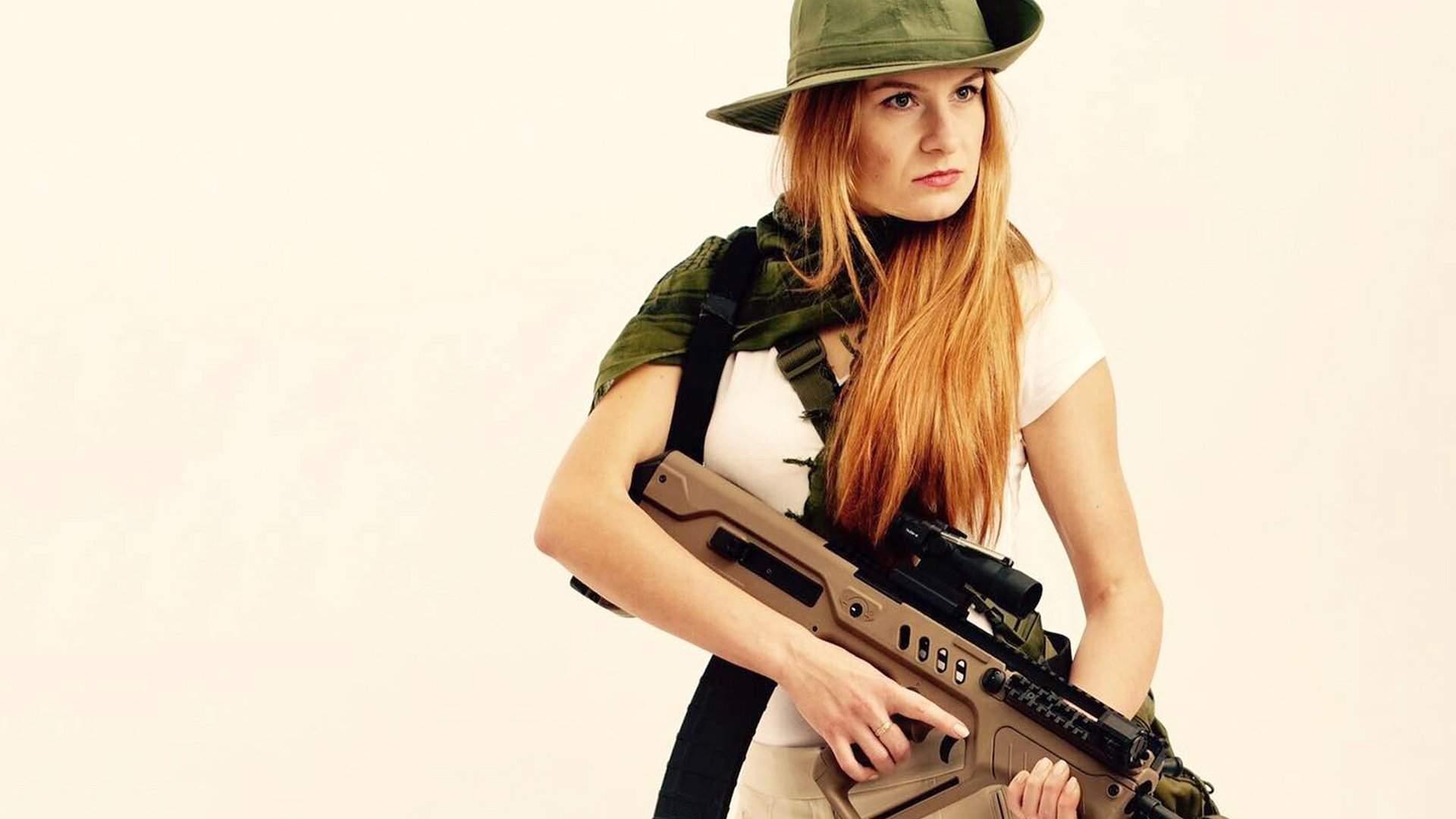 Стала известна внешность россиянки Марии Бутовой, задержанной вСША зашпионаж