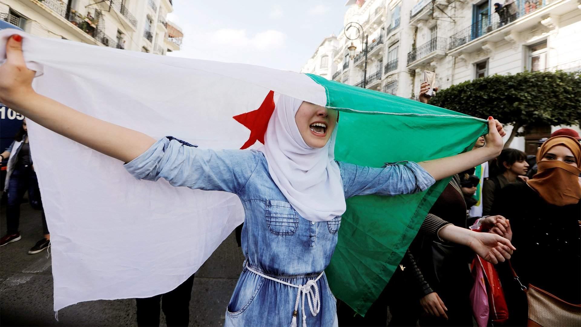 Неменее  200 пострадавших и195 задержанных— Протесты вАлжире