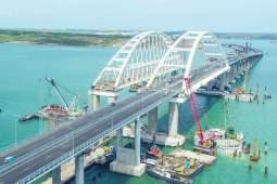 Депутат рады рассказал об «украинском» Крымском мосте