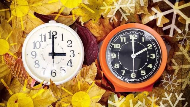 Когда в европе переводят часы на зимнее время 2018