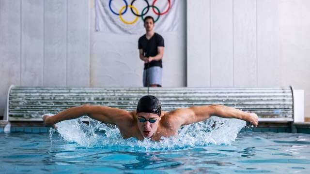 Спортсмены во время самоизоляции