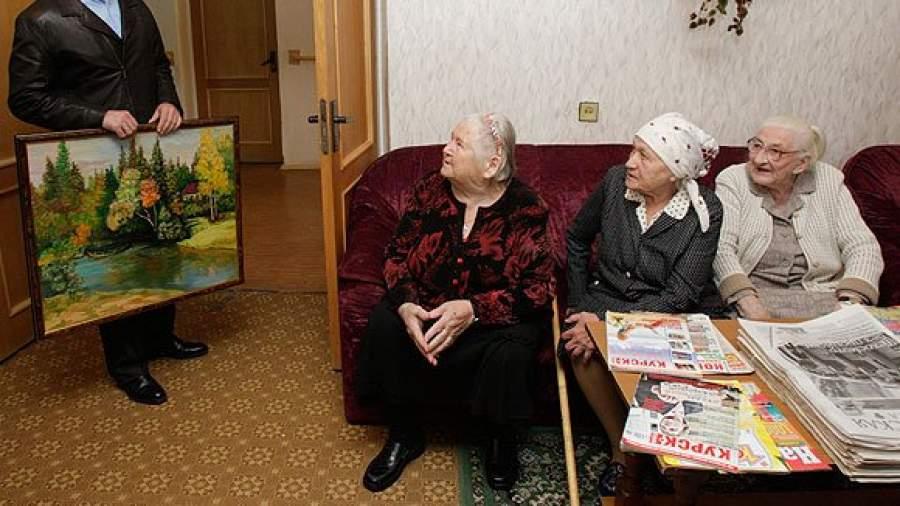 Дома интернаты для престарелых в вологодской области