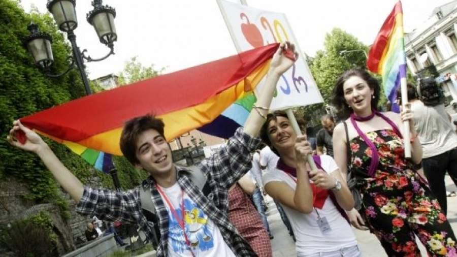 Фото геев грузинов
