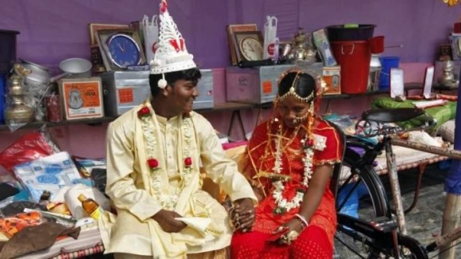 Детский секс в индии