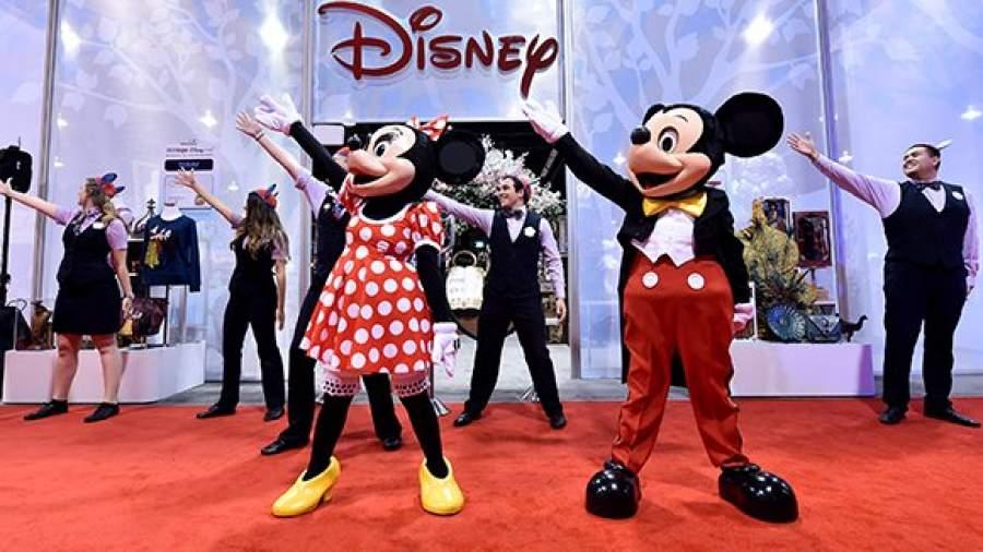 d783231202a Магазины Disney откроются в России