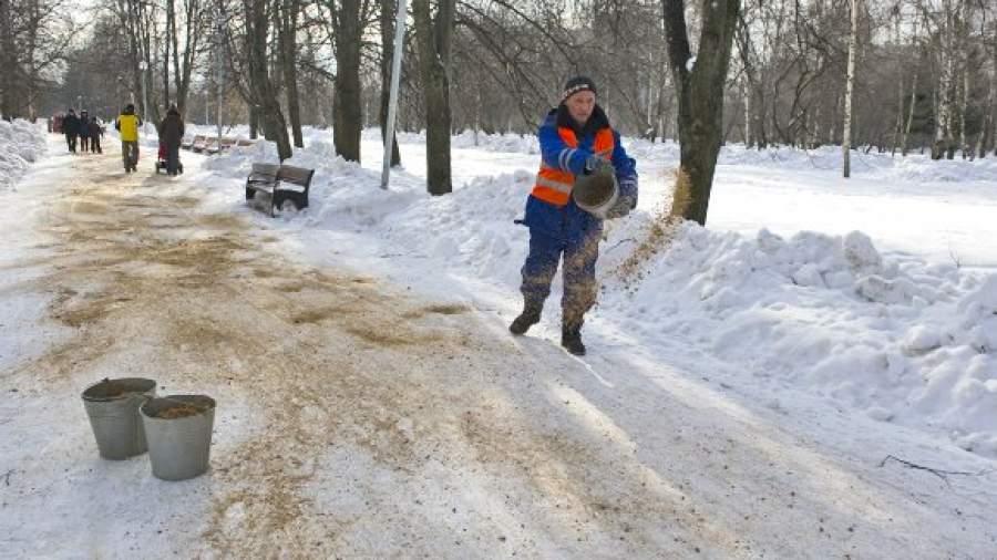 Лопата для квадроцикла для уборки снега
