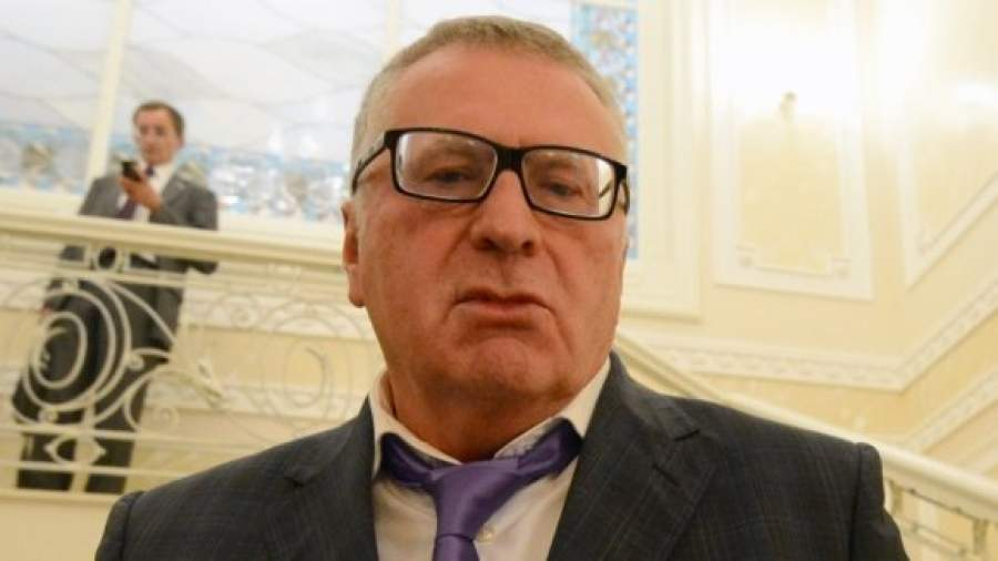 Жириновский предлагает поправки в правила защиты чести и достоинства