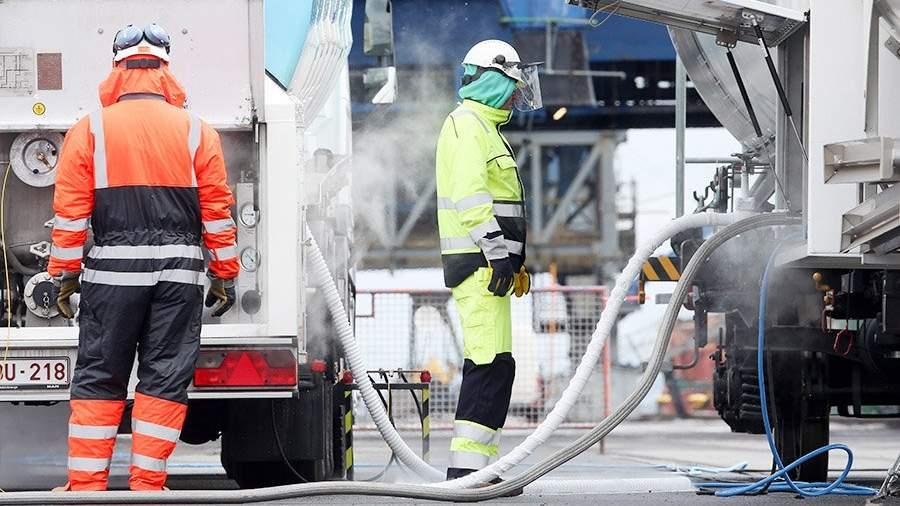 Китайцы будут возить газ из России автотранспортом