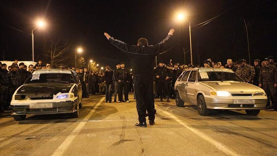 В государственной думе планируют ужесточить наказание для стритрейсеров
