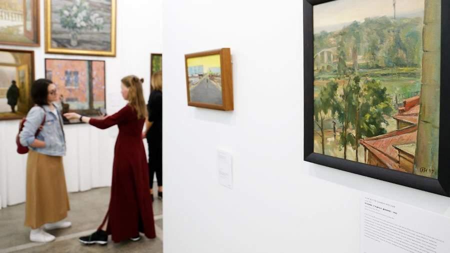 Вгалерее проведут трансляцию открытия выставки вКалининграде