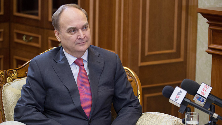 Дипломат изОмска получил отСША согласие надолжность нового посла Российской Федерации