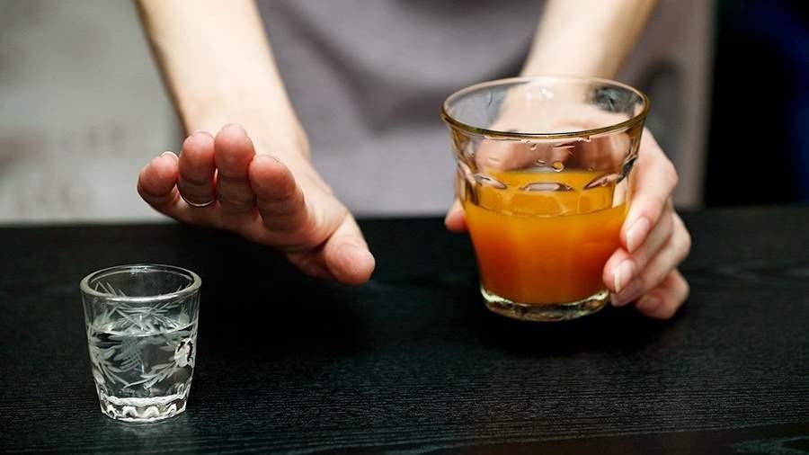 Реже покупать спирт стали жители России