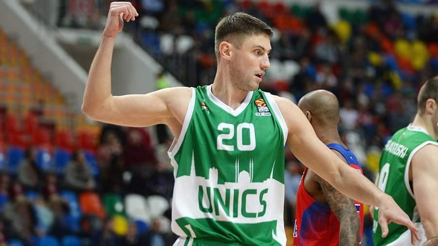 Баскетболист УНИКСа перешел в«Нижний Новгород»