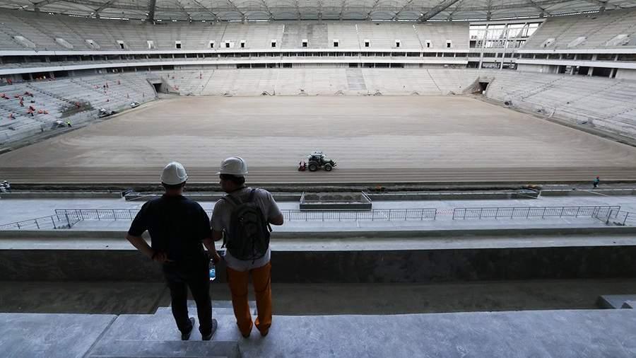 ВЕкатеринбург едет инспекция FIFA