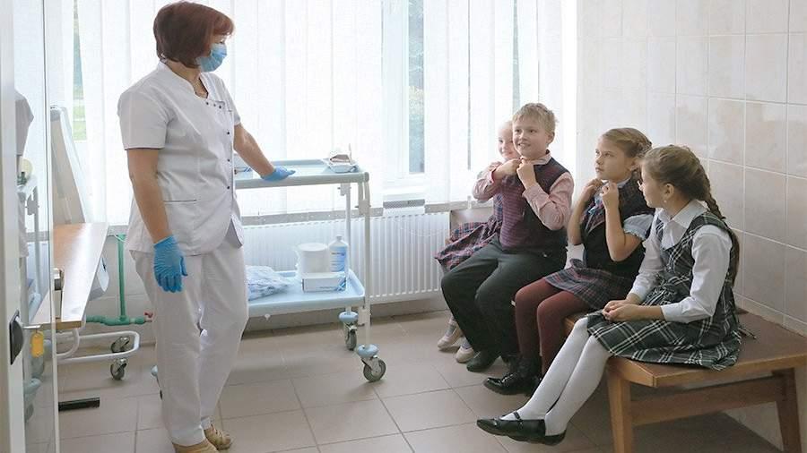 Больницы будут передавать вшколы данные оздоровье детей