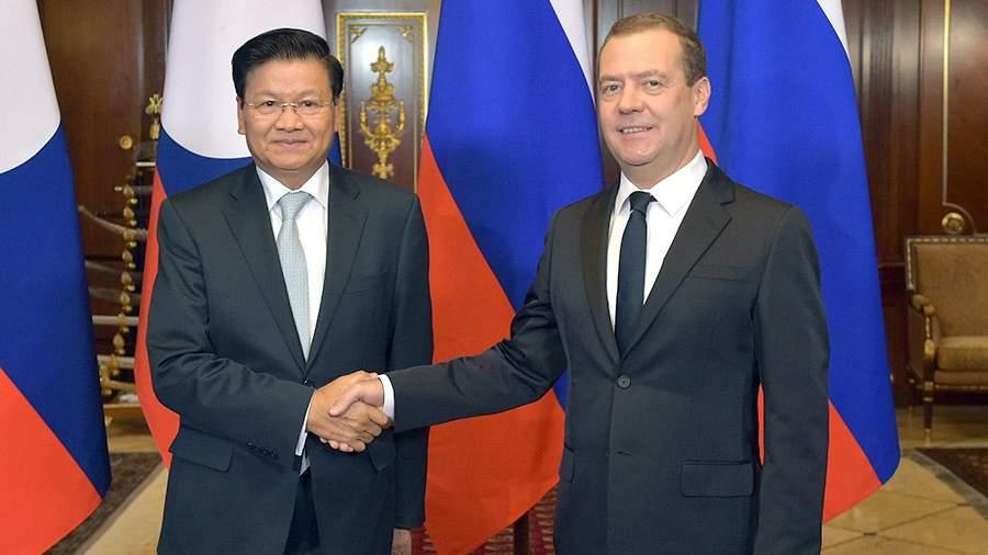 РФ иЛаос ищут пути расширения сотрудничества