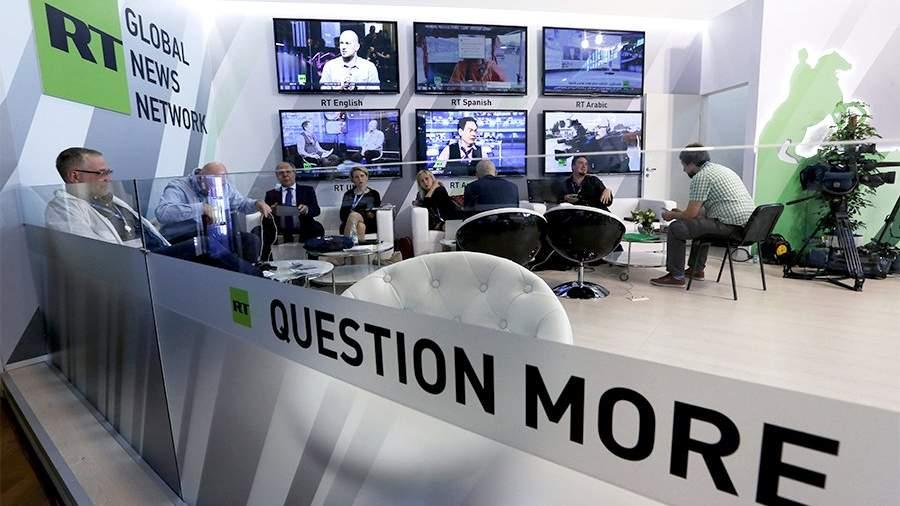 ВСовфеде посоветовали вразы уменьшить число американских СМИ в РФ