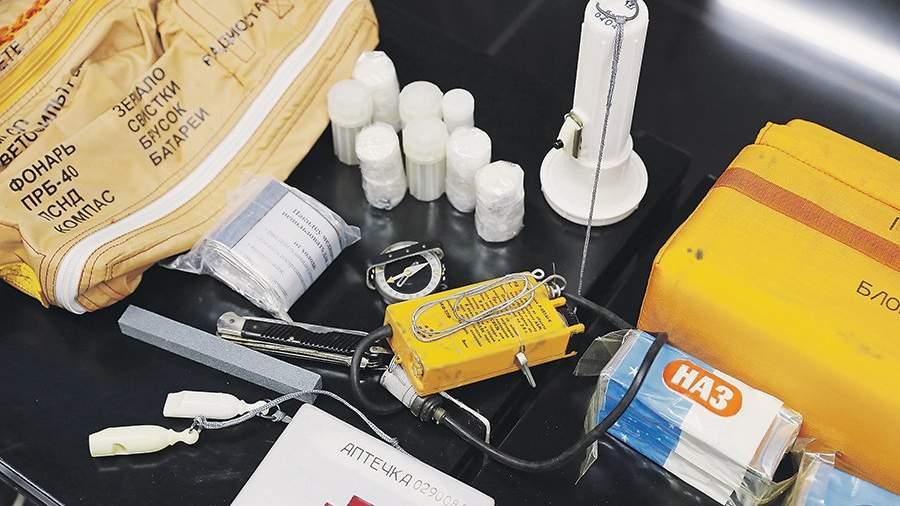 Аптечка сновой врачебной укладкой будет отправлена наМКС в 2018-ом