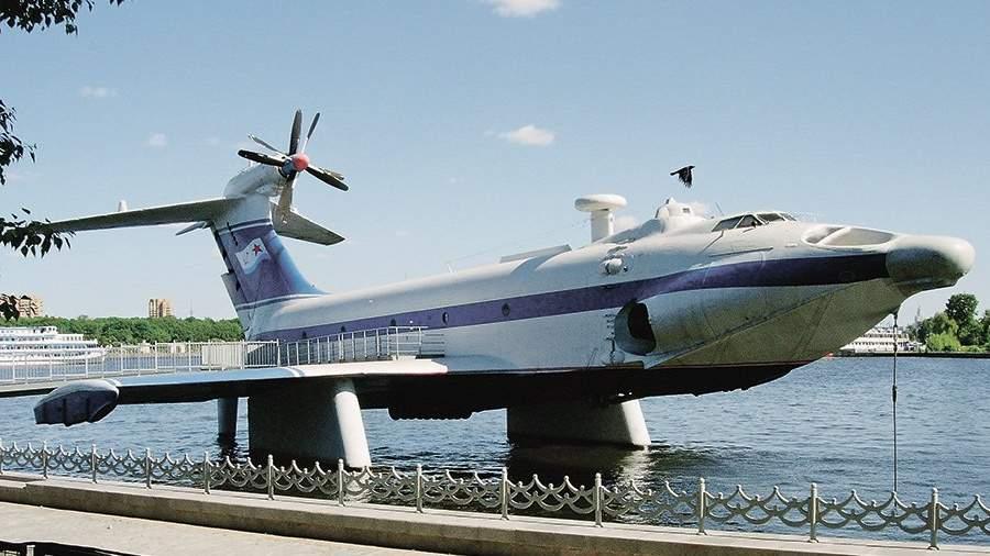 Транспортно-десантный экраноплан создадут для русских военных к 2025