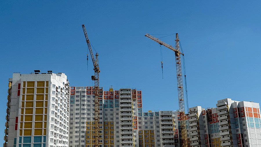 Смоленская область может остаться без строителей— Нарушение саморегуляции