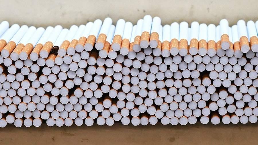 Доля некачественных сигарет на рынке России возросла