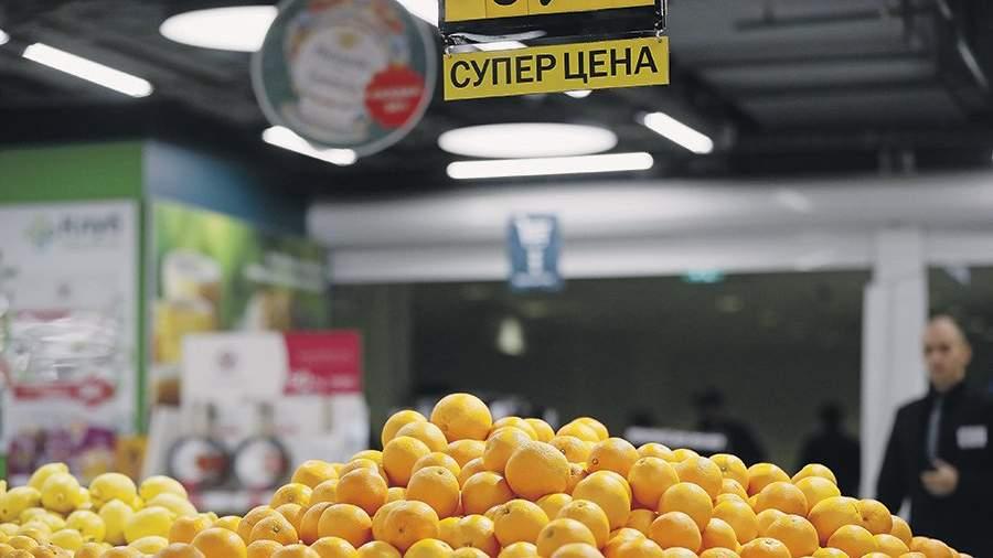 В РФ кНовому году подешевеют апельсины имандарины