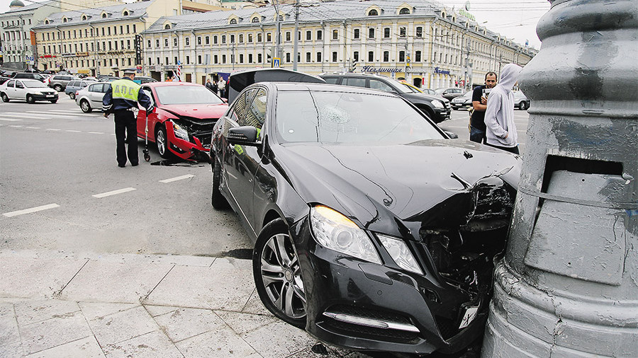 Аварий с нетрезвыми водителями на русских трассах стало менее