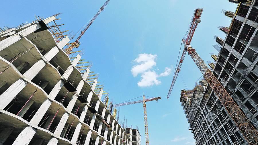 Строительство названо новым драйвером экономики