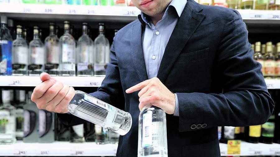 Роскачество необнаружило контрафактной водки в законной рознице