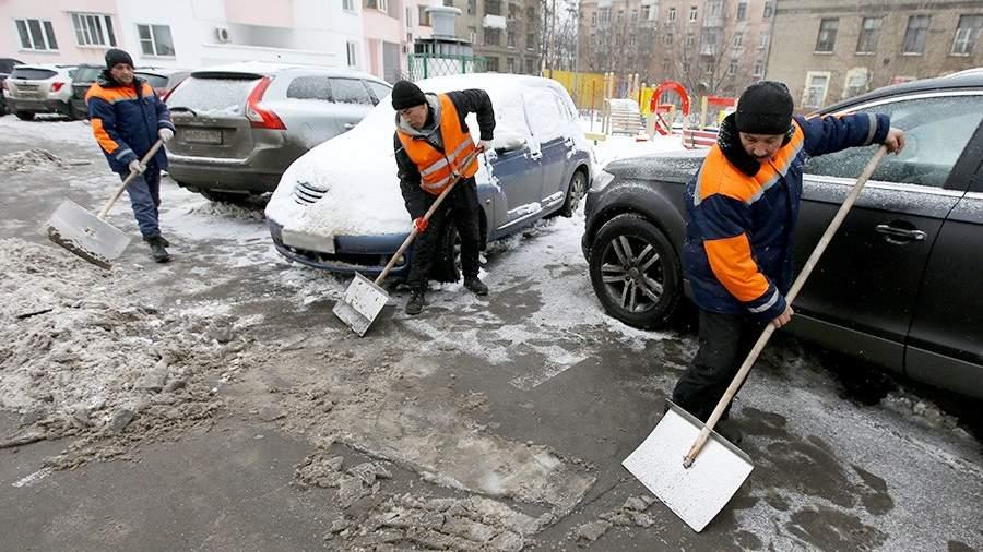 Численность населения РФ может увеличиться засчет мигрантов