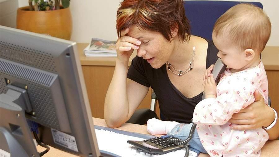 Опрос: 71% россиянок никогда несталкивались сдомогательствами наработе