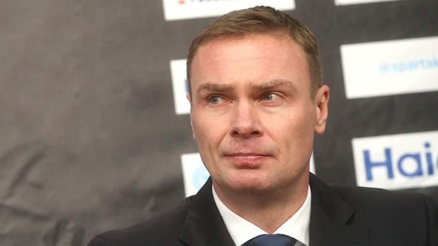 Виктор Козлов официально возглавил магнитогорскийХК «Металлург»