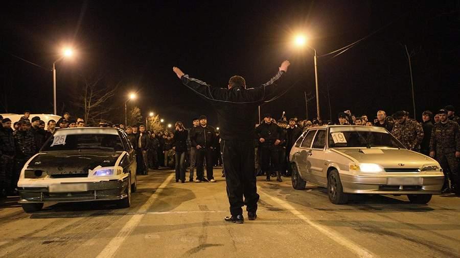 В государственной думе планируют ужесточить наказание участникам иорганизаторам уличных гонок