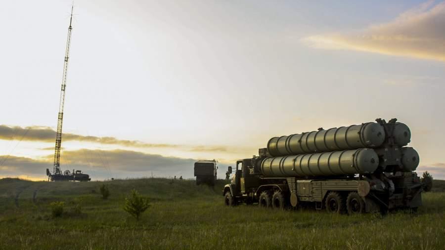 Россия не поставляет Сирии С-300
