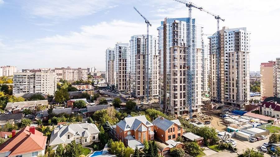 Минстрой прогнозирует снижение частного строительства на 9%   Статьи    Известия f08247b64b1