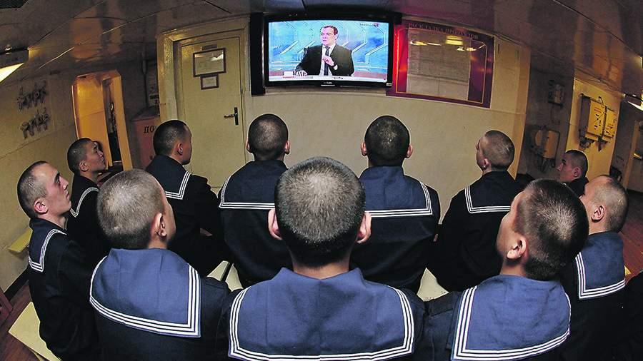 «Список патриота»: начинаются закупки фильмов для солдат и матросов