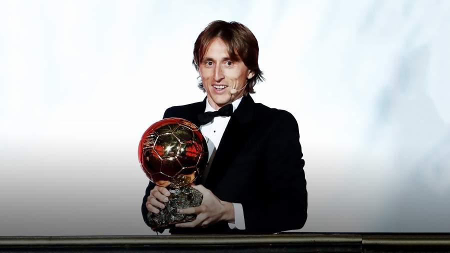 Бой на мячах: почему Лука Модрич стал лучшим футболистом года