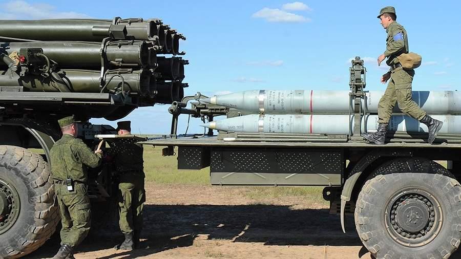 «Торнадо» после «Града»: Минобороны укрепило юг реактивной артиллерией