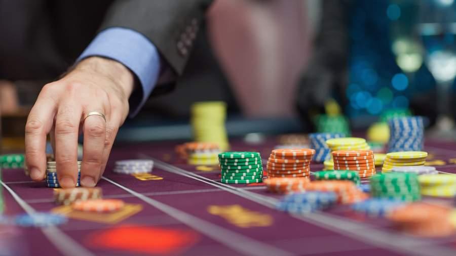 in online casino