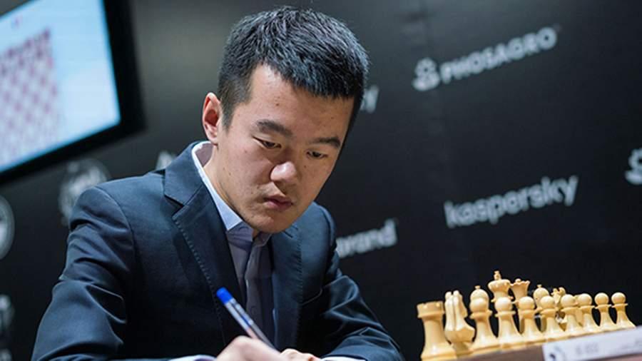 Китайское затмение: Дин Лижэнь неудачно начал турнир претендентов