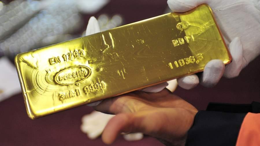 Самый твердый: как Банк России заработал на золотом ажиотаже