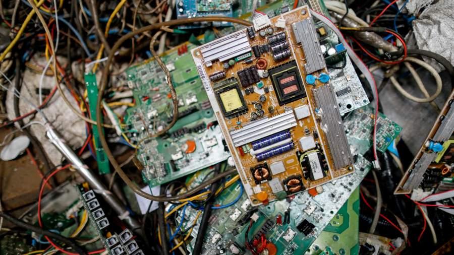 Утилизируй это: планета превращается в свалку электронного мусора