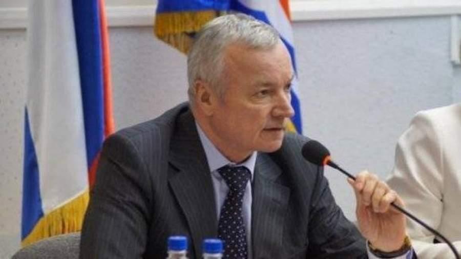 Член Совета Федерации Владимир Кулаков погиб в Крыму