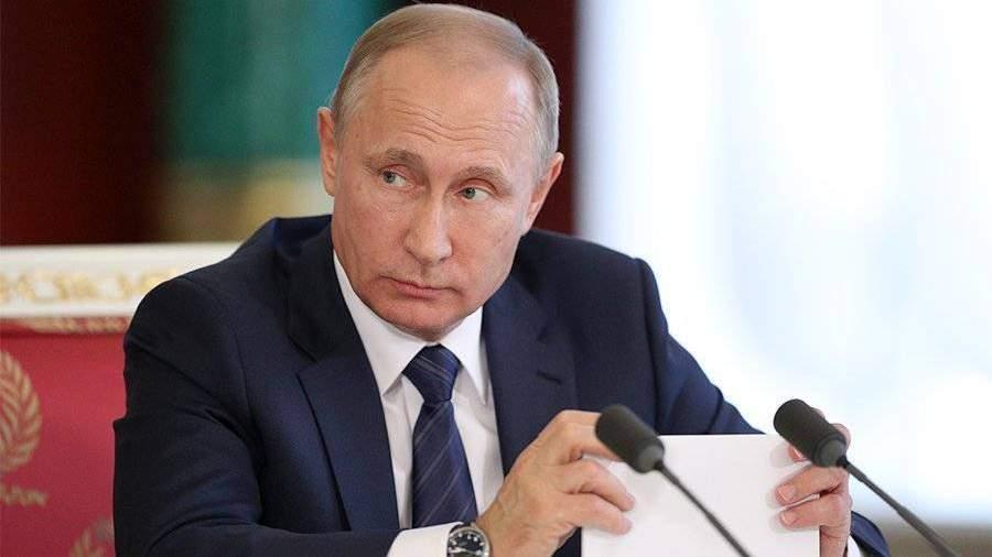 Путин подписал закон оклятве наверность РФ — Гражданство по-новому