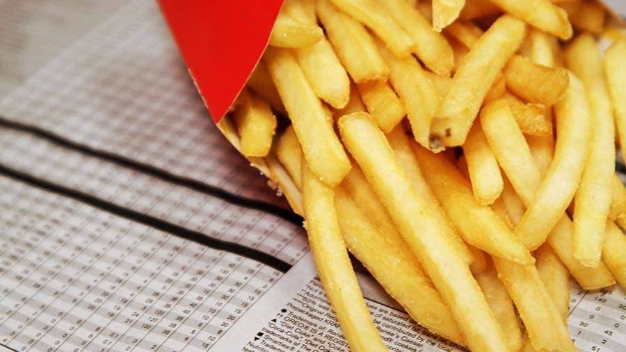 EC передумал воспрещать вБельгии картошку фри
