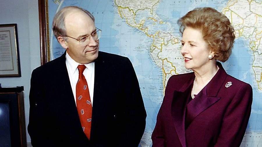 Маргарет Тэтчер собиралась испугать Саддама Хусейна химоружием