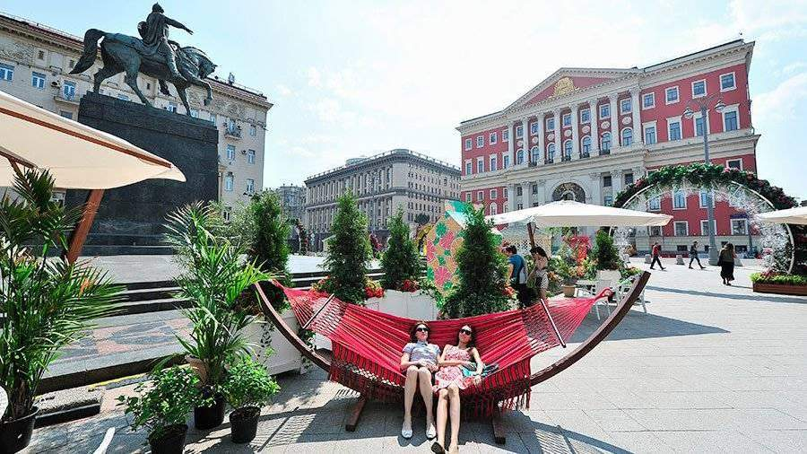 Фестиваль «Цветочный джем» охватит 42 городские площадки столицы
